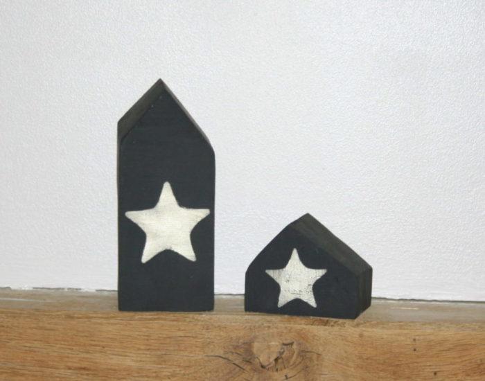 maison étoile